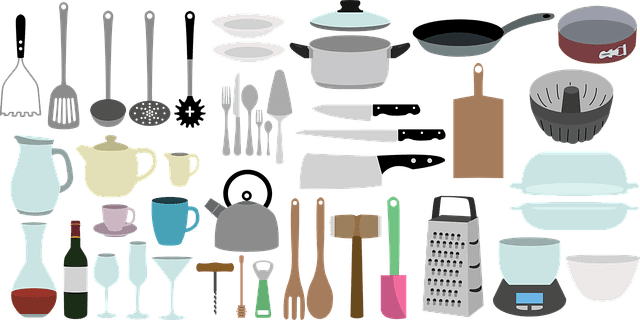 Modern Kitchen equipment and their uses In the Kitchen