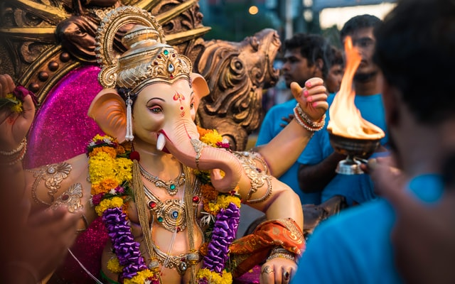 Ganpati decoration ideas at home: Detailed Guide