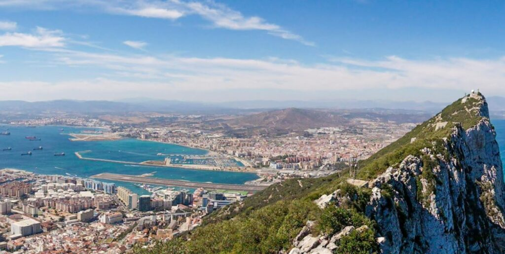 Gibraltar-Land-reclamation-projects