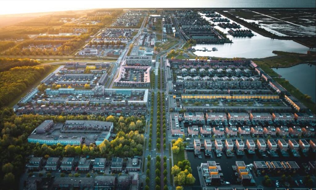 Netherlands-Land-reclamation-projects