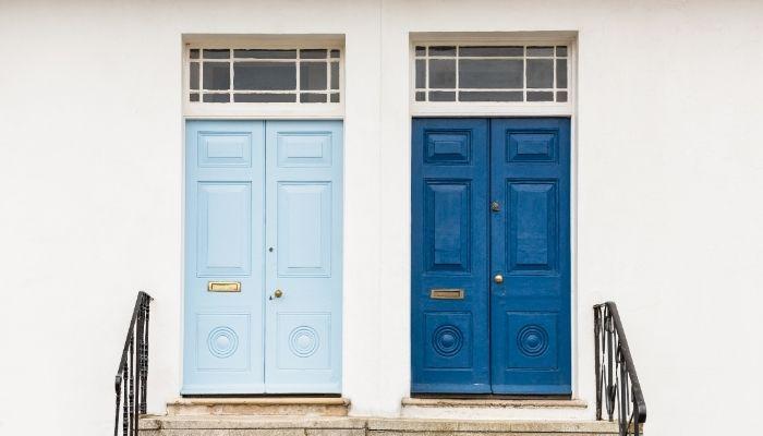 Best Paint Color for Doors