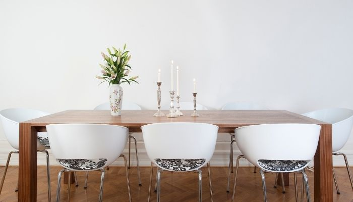 3 Styles of Dining Room Tables for Your House