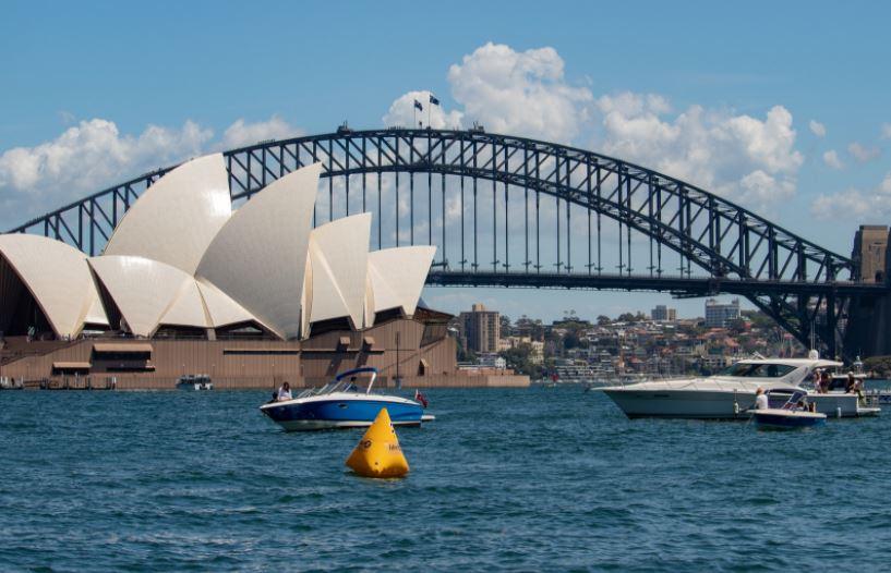 Sydney-Boat