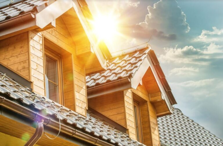 What Roofing Material Is Best for a Very Large House?