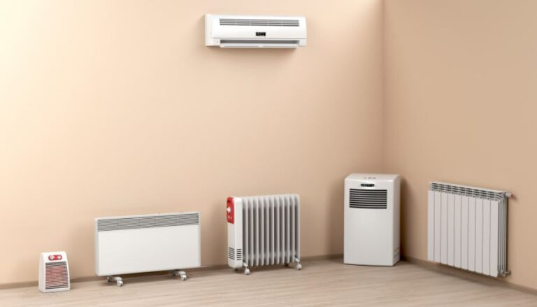 Different Types of Heaters to Consider for Your Home