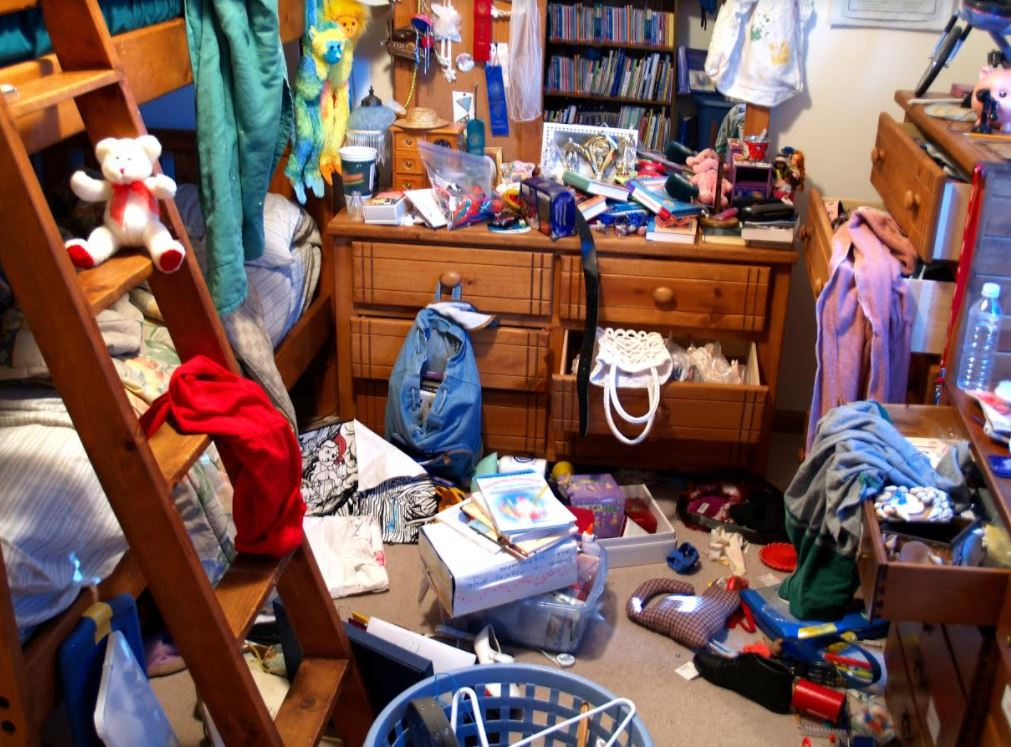 Home-Clutter