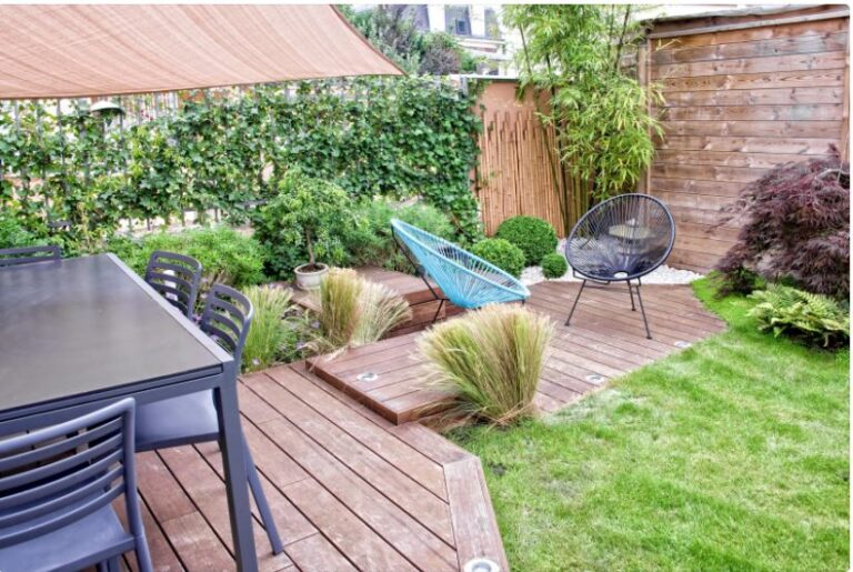 3 Benefits Of Having Decking In Your Garden