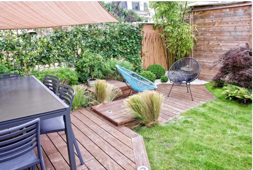 Decking-In-Your-Garden