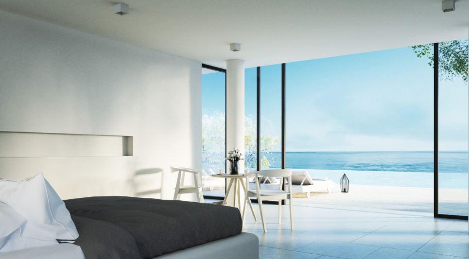 Bedroom-For-Summer-Weather