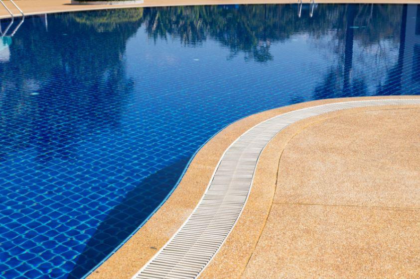 Draining-Pool