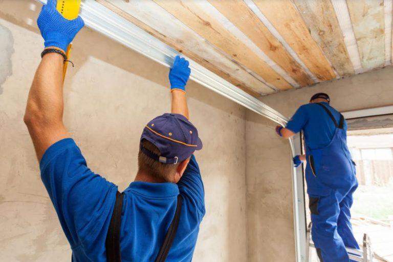 Garage Door Repair or Replacement: Factors to Consider