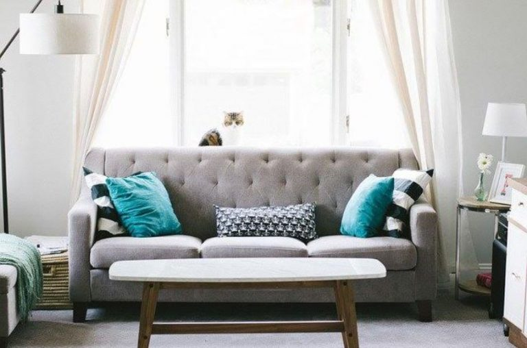 Budget-friendly living room updates