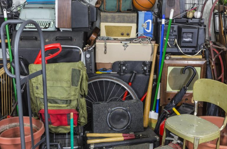 """Why You Should Plan an Annual """"Clean Out Junk"""" Day for Your Home"""