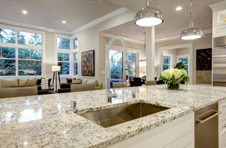 What Are the Main Types of Kitchen Countertops?