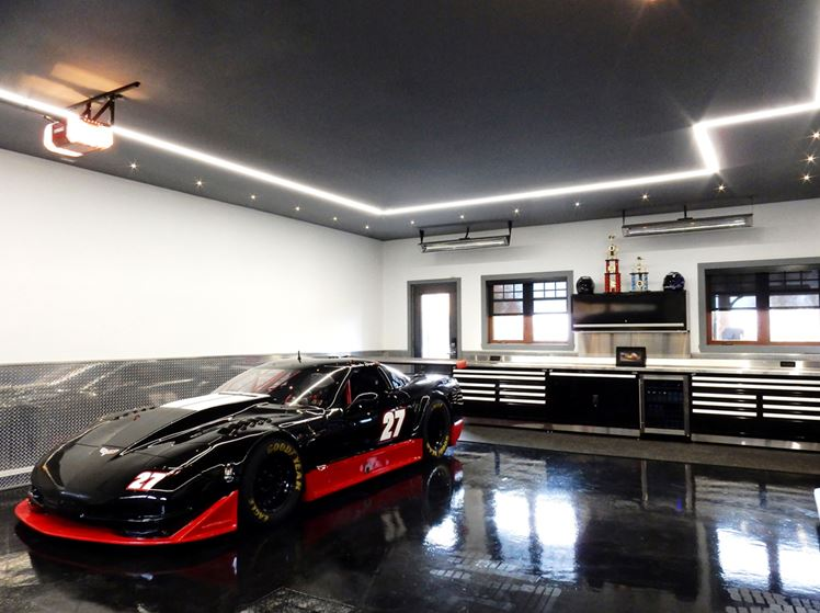 Tips to renovate your home garage with LED light fixtures