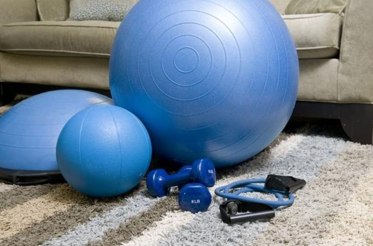 How to decorate your home gym
