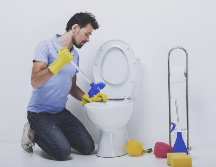 8 Home Remedies That Can Unclog a Toilet