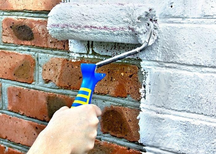 Factors to consider when painting external brickwork