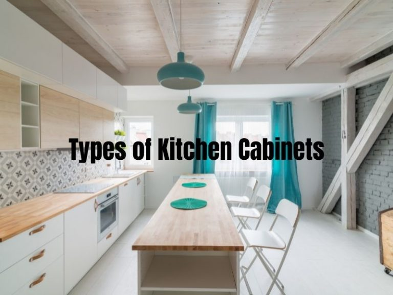 The Basic Types of Kitchen Cabinets