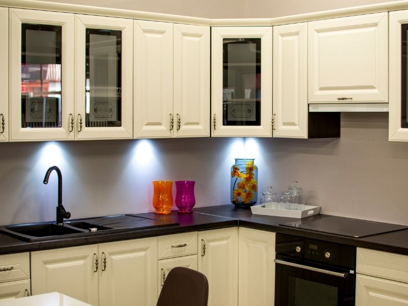 Raised-panel-cabinets