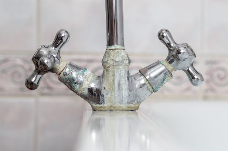Common Locations of Hard Water in the US