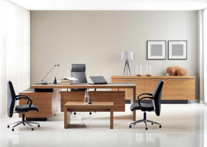 9 Types Of Furniture You Need To Know For Your Office