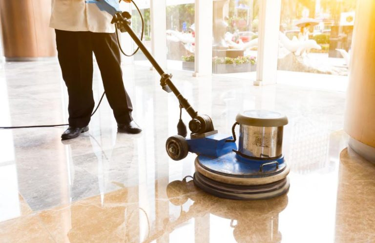 Dirt and Grime Begone: How Does a Floor Scrubber Work?