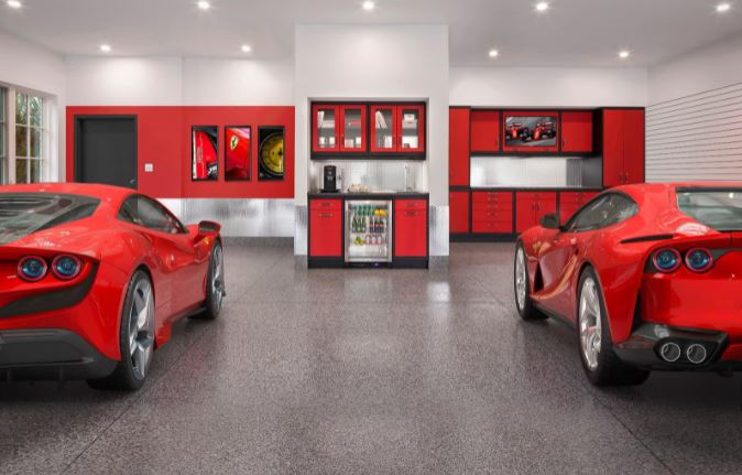 Importance of upgrading garage lighting layout with LED light fixtures
