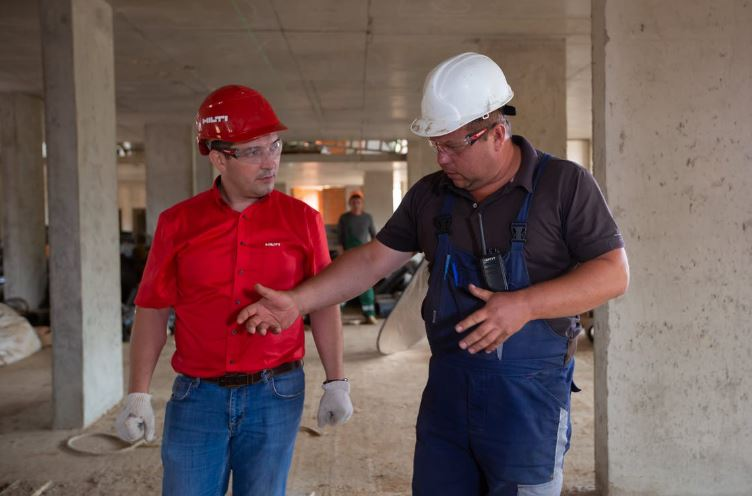 Five Ways to Manage a Construction Site Workforce
